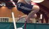 Training hoogspringen verheven tot kunst